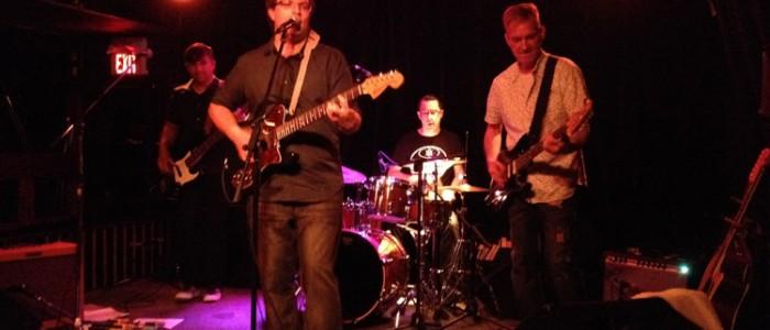 Shaun, Blake, Noel & Bruce